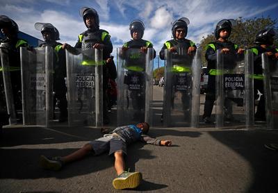 Tensions rise in Tijuana