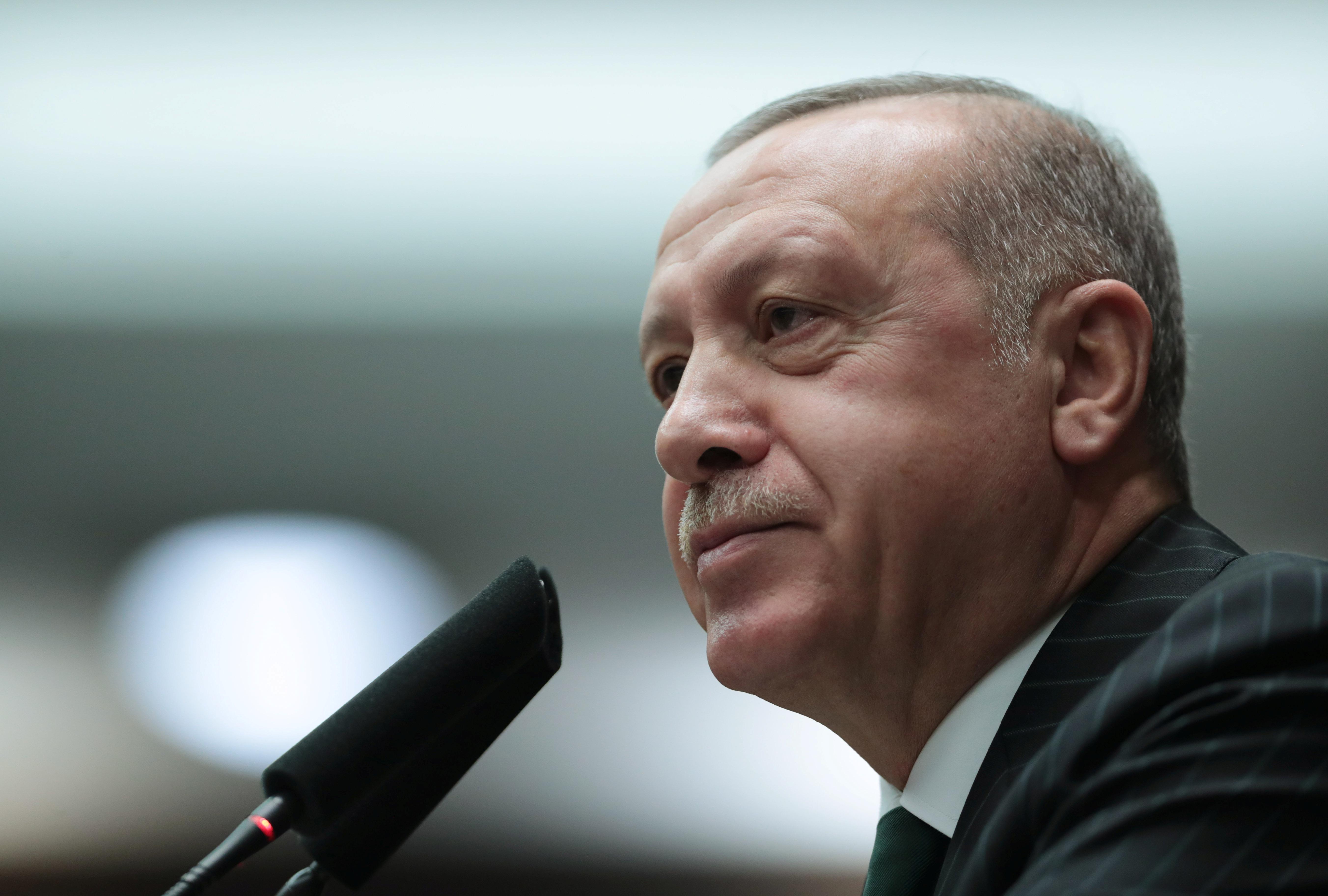Turkiako Erdoganek Errusia, Ukrainak deitzen die elkarrizketaren bidez arazoak konpontzeko