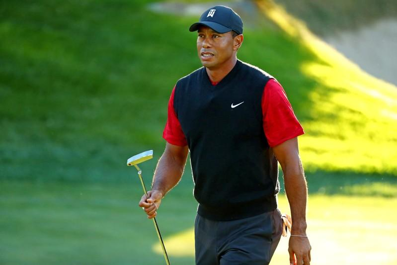 Golf: Presidents Cup captain Woods says cleared air with Reed