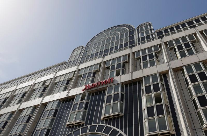 Marriott says Starwood database hacked