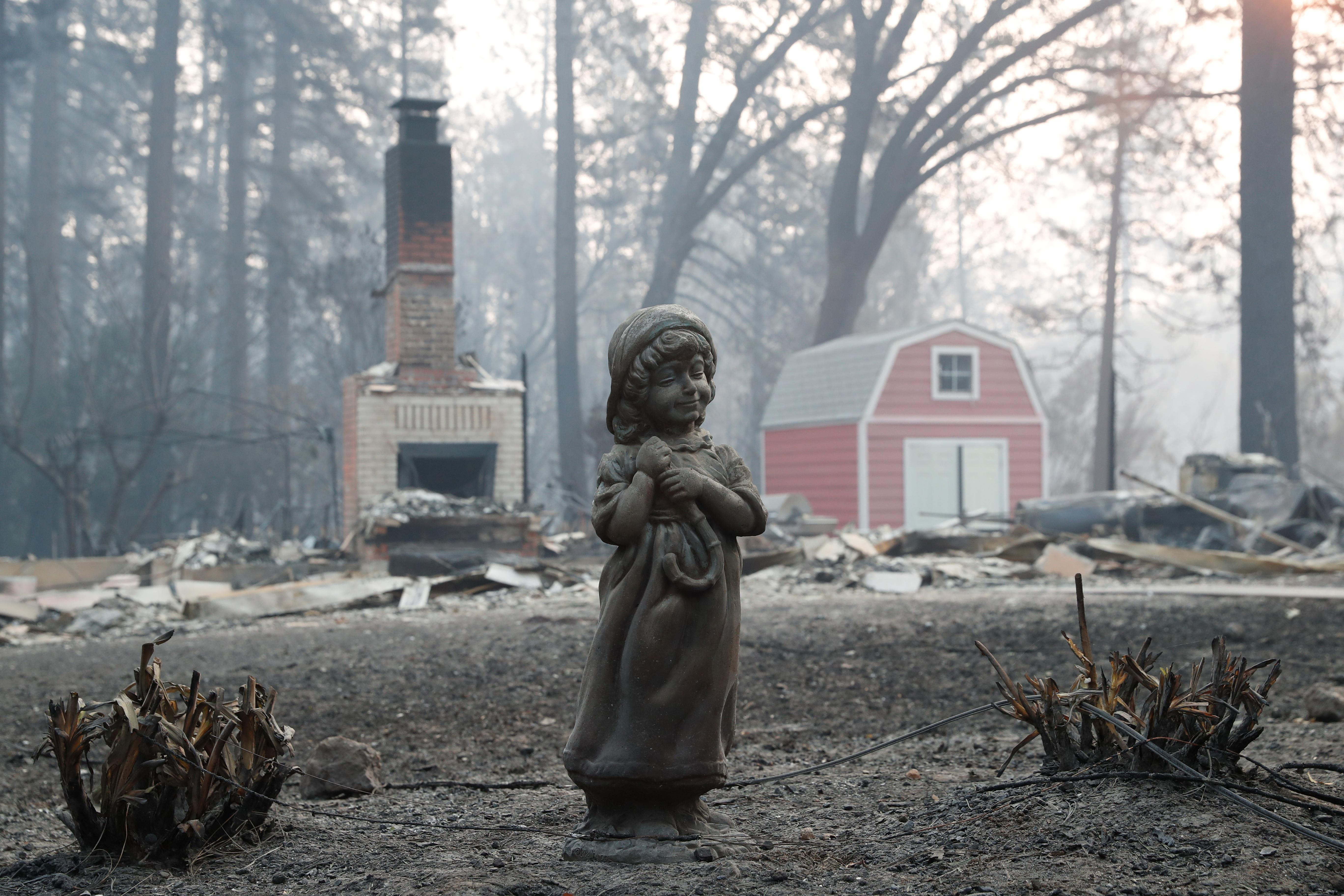 List of missing in California's deadliest wildfire drops sharply