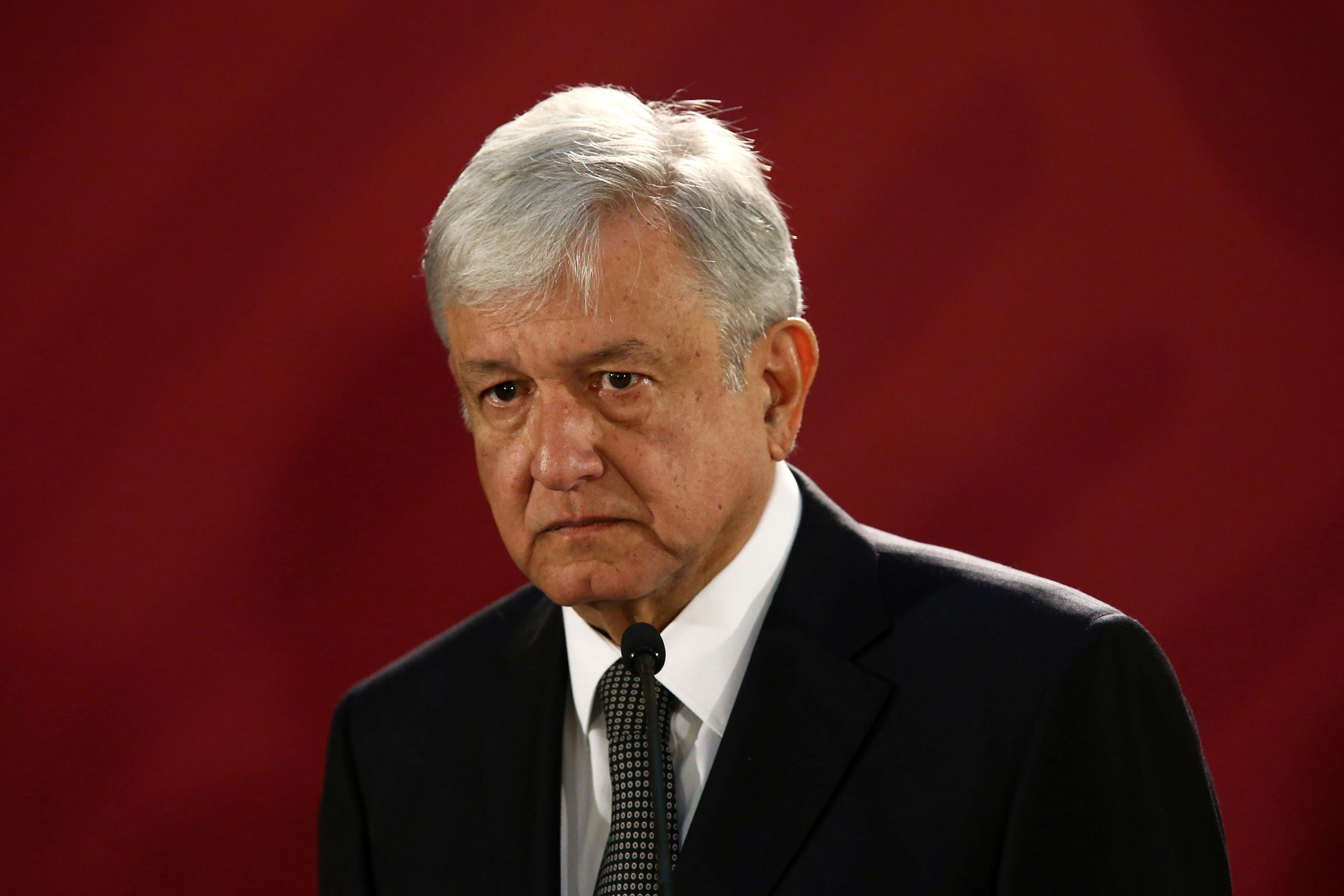 Mexico's new government takes aim at drug cartel finances