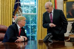 John Kelly to leave White House