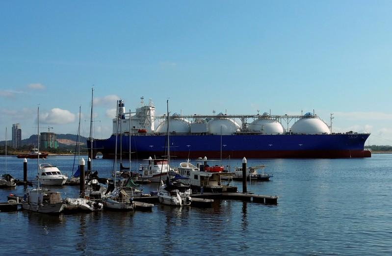 Australia grabs world's biggest LNG exporter crown from
