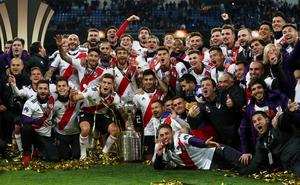 River Plate beat rivals Boca in Copa Libertadores