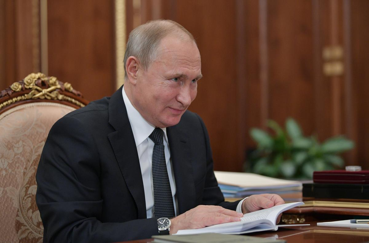 Putin: My spy chiefs know nothing about alleged agent Butina in U.S