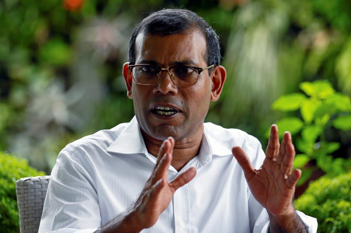 Maldives tells U.N. climate talks: 'We are not prepared to die'