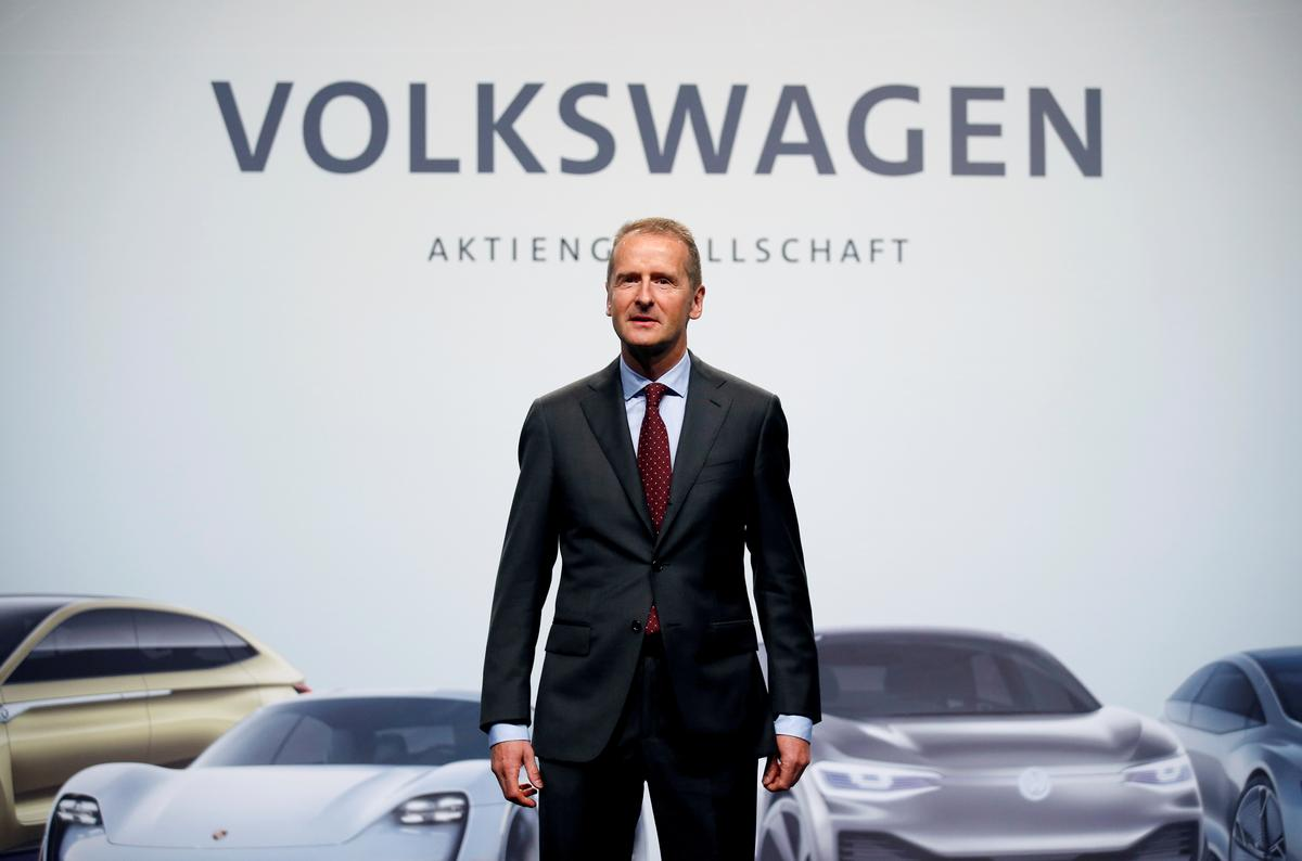 VW may have to step up electric car plans to meet EU CO2 targets