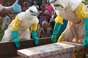 Inside Congo's Ebola zone
