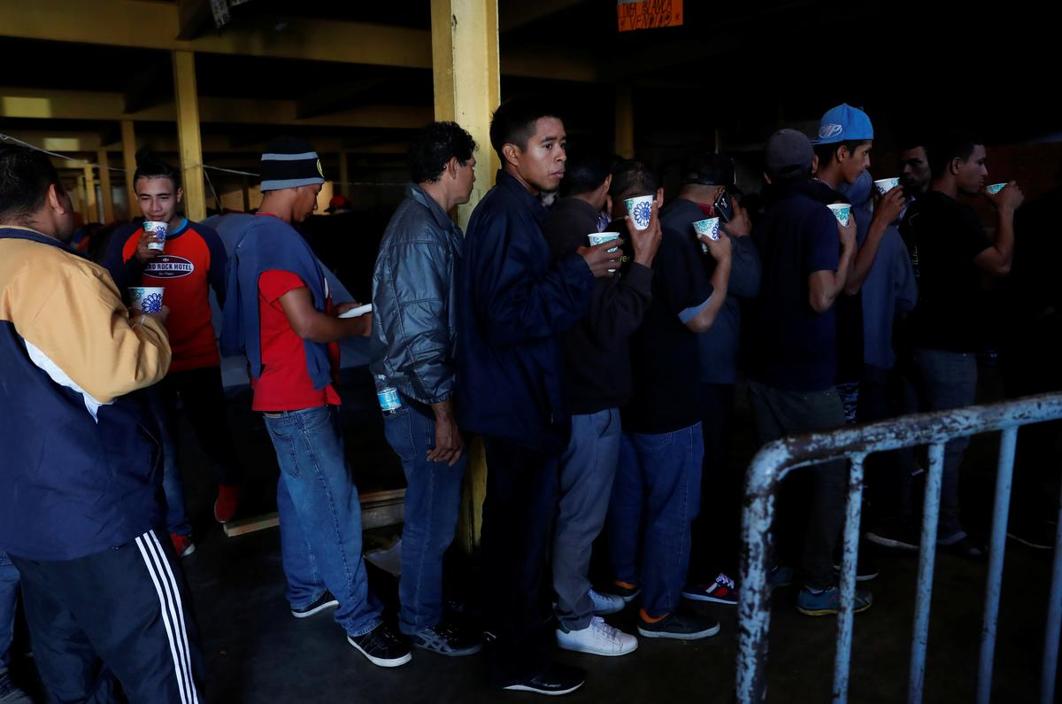 U.S. to send migrants back to Mexico to wait out asylum requests