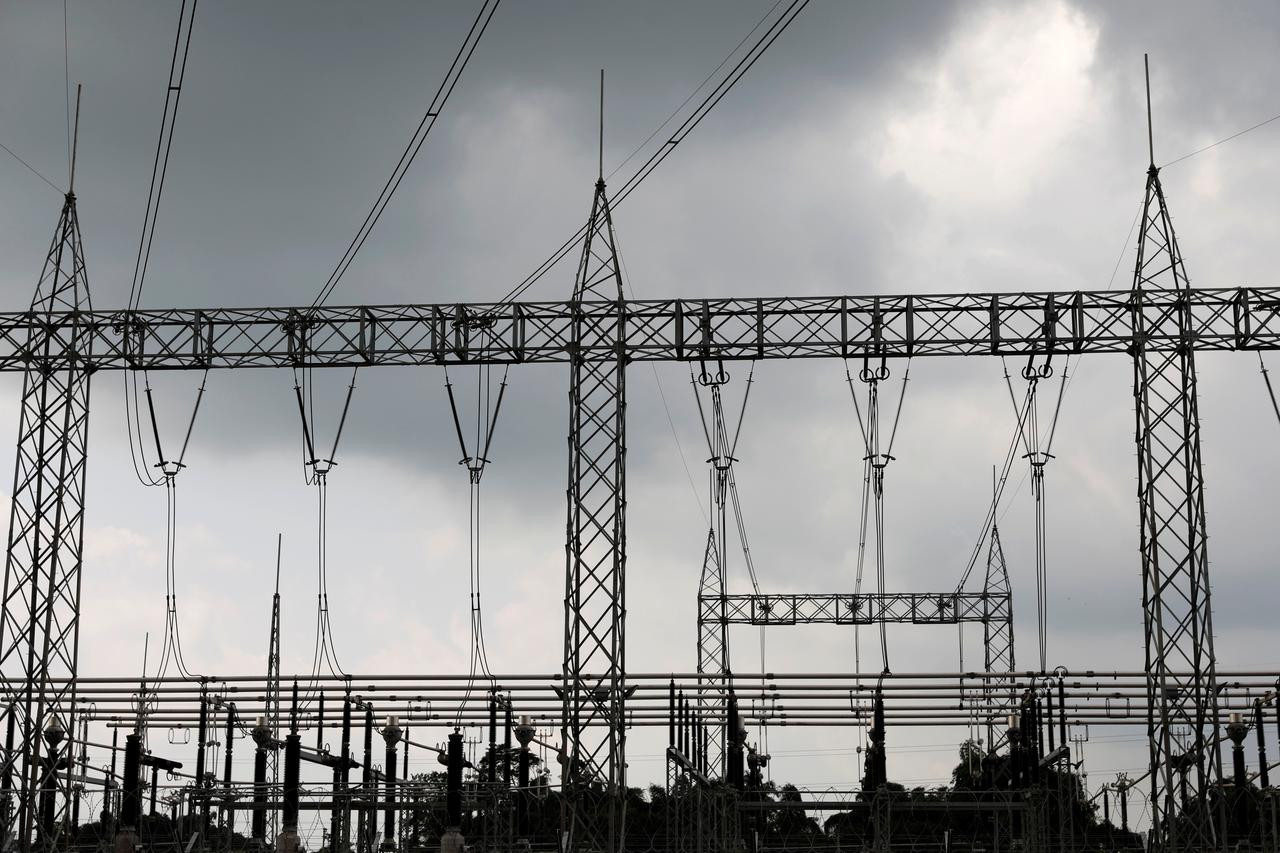 Exclusive Nigerian Energy Sectors Crippling Debts Delay Next Power Wire Money Nigeria High Tension Electrical Lines Are Seen At The Azura Edo Independent Plant Ipp On Outskirt Of Benin City In State June 13
