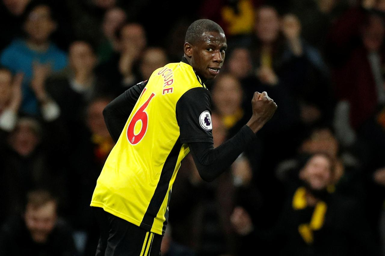 Image result for abdoulaye Doucoure goal