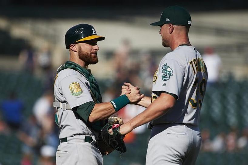 MLB=大谷所属のエンゼルス、ルクロイ捕手と契約合意 - ロイター