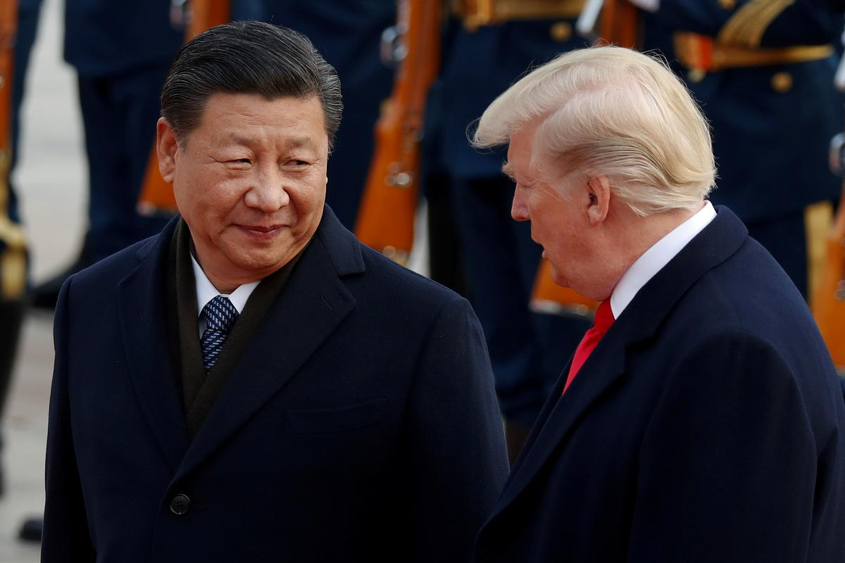 Cooperation best for both China and U.S., Xi tells Trump