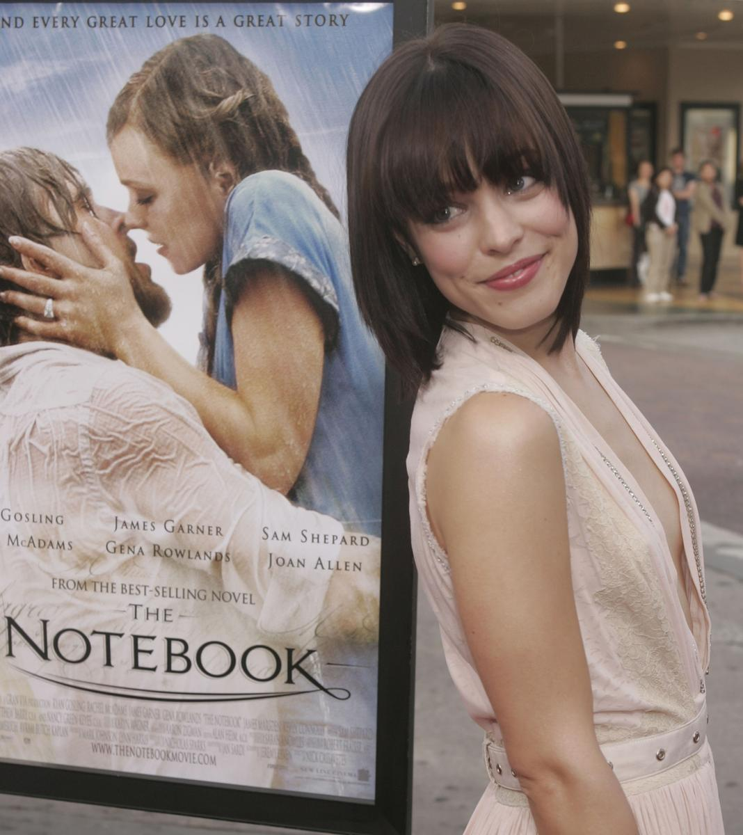 Get the hankies out. Romance 'The Notebook' headed for Broadway