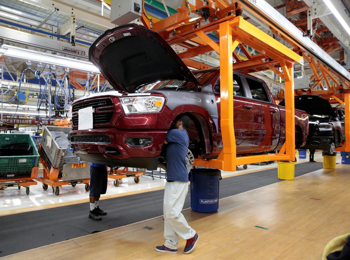 焦点:大型ピックアップトラック市場で米大手3社の競争白熱化 ...
