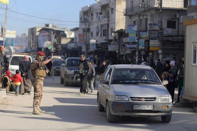With U.S. departure, Syria's Manbij braces for upheaval