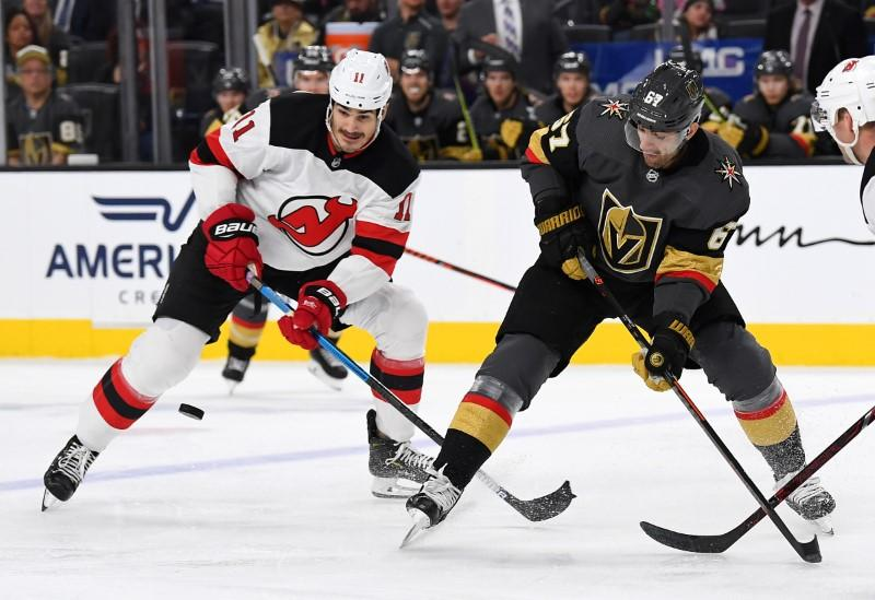 NHL roundup: Pacioretty wins it again as Knights edge Devils