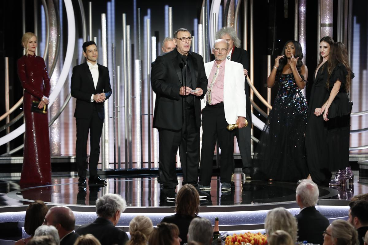 Golden Globe awards attracts 18.6 million TV viewers: NBC