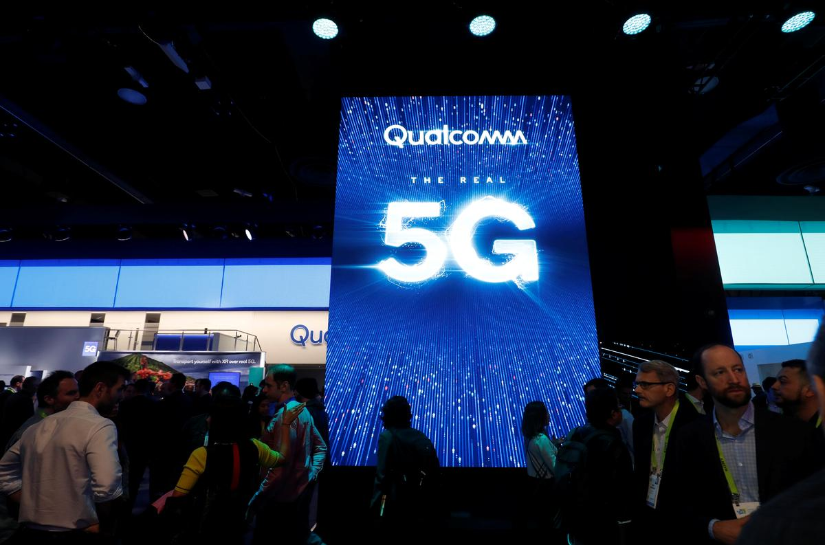 Qualcomm Says Apple CEO's Comment 'Misleading'