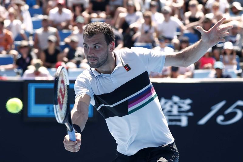 Dimitrov bets on coach Agassi for Grand Slam breakthrough