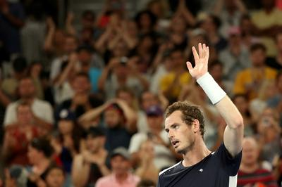 Andy Murray ousted in first round of Australian Open