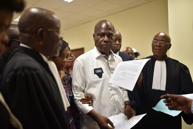 UPDATE 5-Runner-up in Congo poll dispute launches court