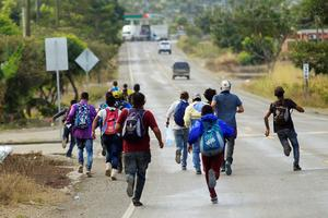 New migrant caravan forms in Honduras