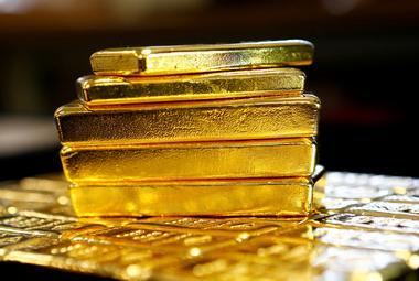 コラム:金相場は上昇か、再び出そろった「3つの条件」