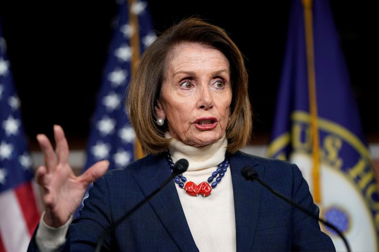 Nancy Pelosi Says Pro-Life Americans Who Voted for Trump 'Sold Democracy Down the River'