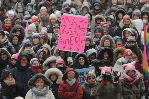 Women's Marches around the world