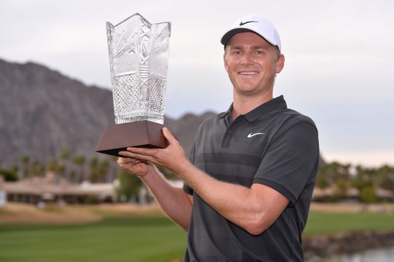 Rookie Long flies under the radar to claim first PGA Tour win