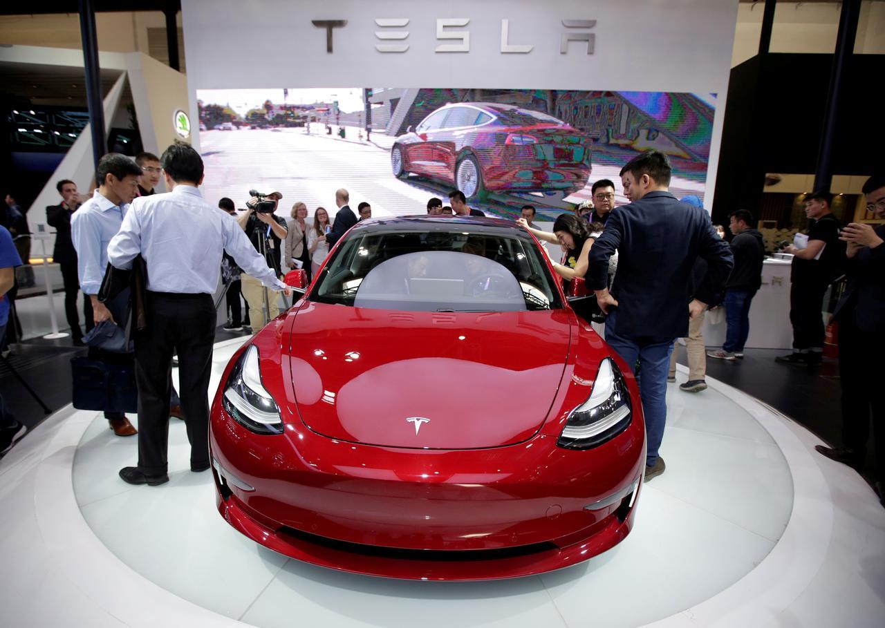 Tesla's Model 3 gets green light in Europe - Reuters
