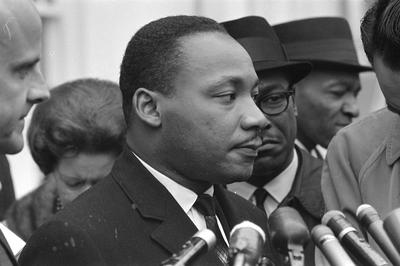 The life of Martin Luther King Jr.