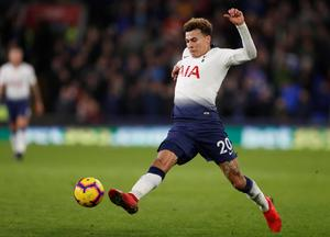 Alli's absence until March deals Spurs another injury blow