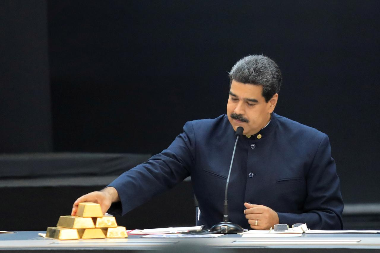 Exclusive: Venezuela plans to fly central bank gold reserves to UAE