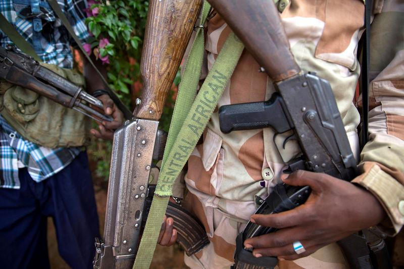 U.N. Security Council to review Central African arms embargo by end-Sept