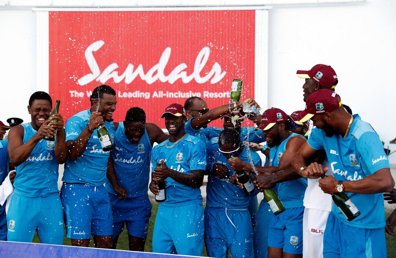 Cricket: West Indies beat England in second test to clinch