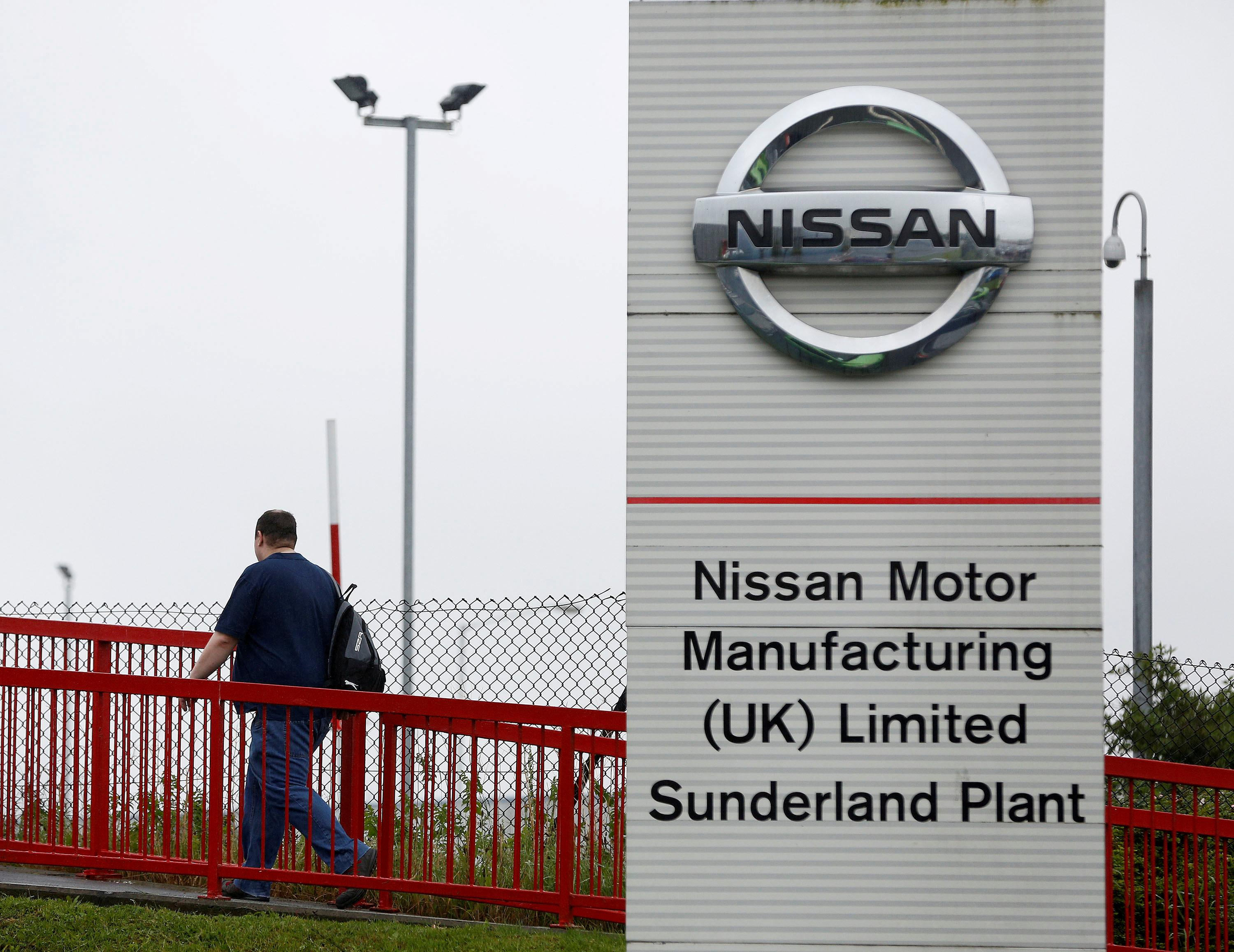 Nissan scraps plan to build new X-Trail model in Britain