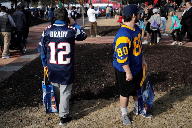 When it comes to the Patriots not everyone loves a winner ...