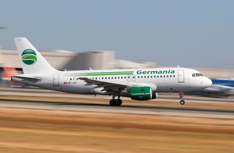 Holiday airline Germania collapses, cancels all flights