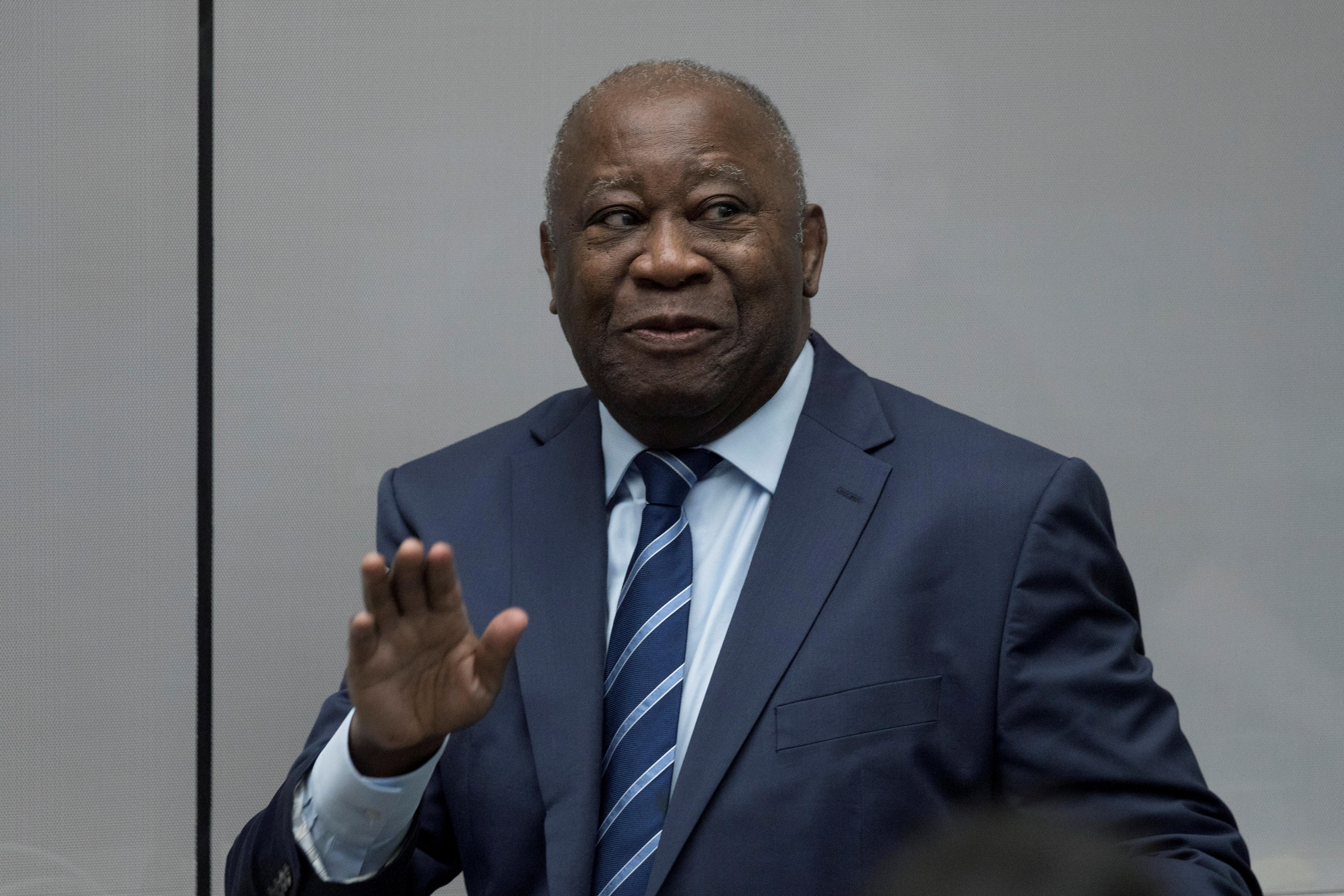 Ex-Ivory Coast President Gbagbo conditionally released to Belgium: court
