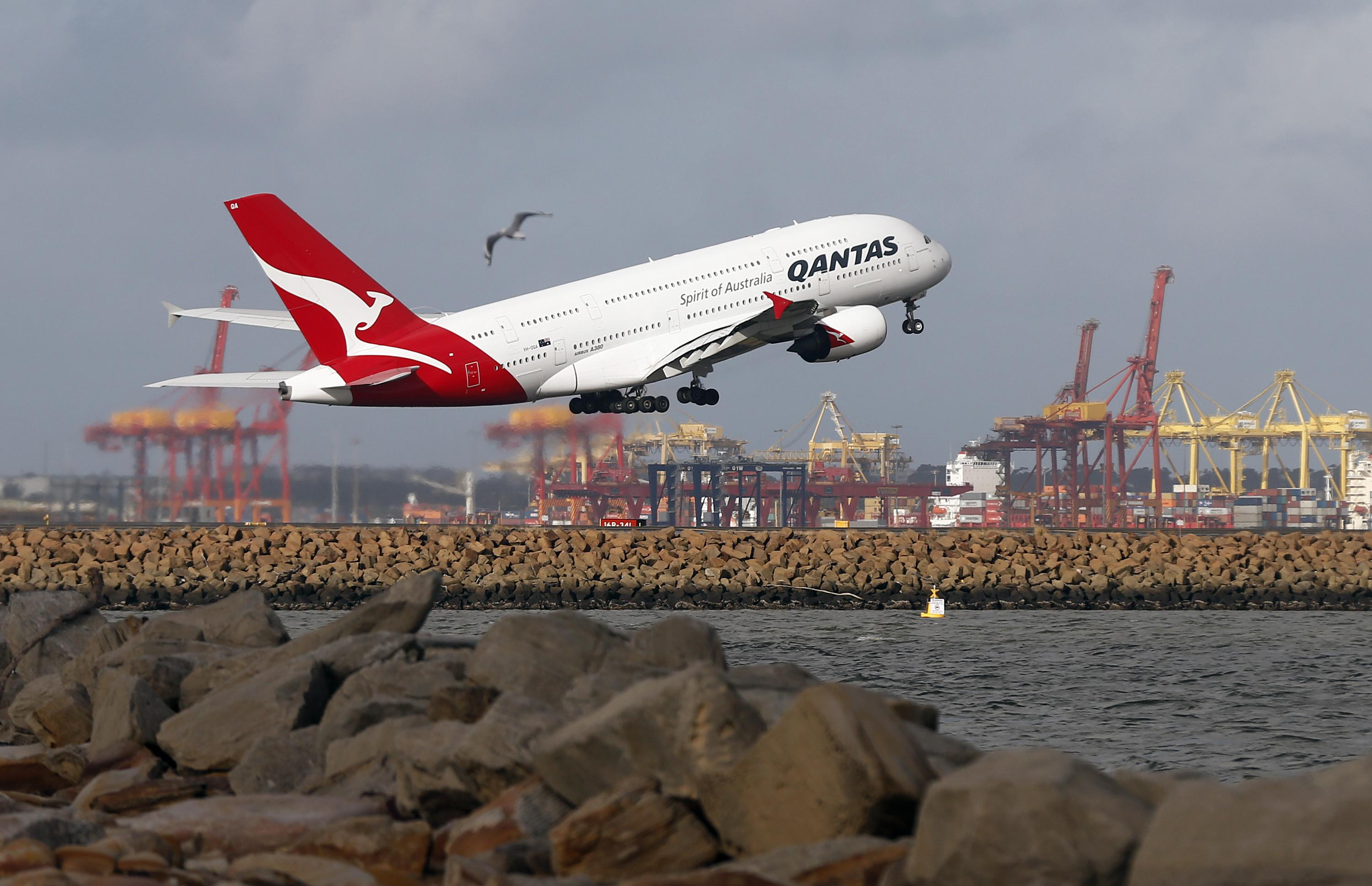 Qantas cancels order for 8 Airbus A380s amid doubts on jet's