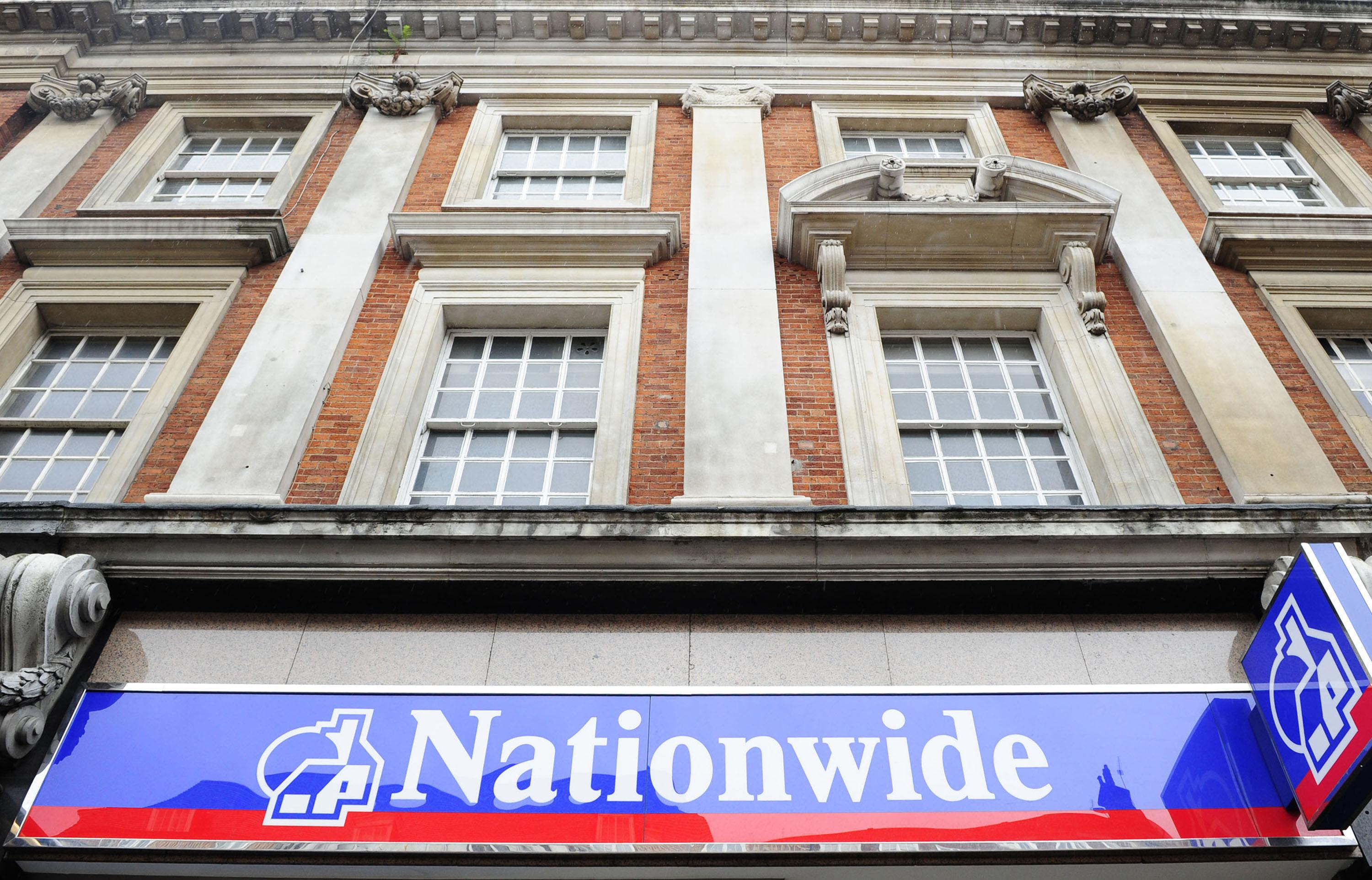 Nationwide profits fall 21 percent on digital spend