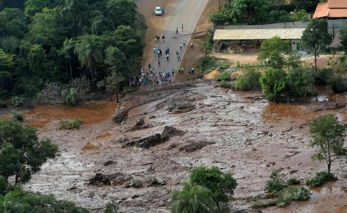 Exclusive: Brazil miner Vale knew deadly dam had heightened risk of collapse