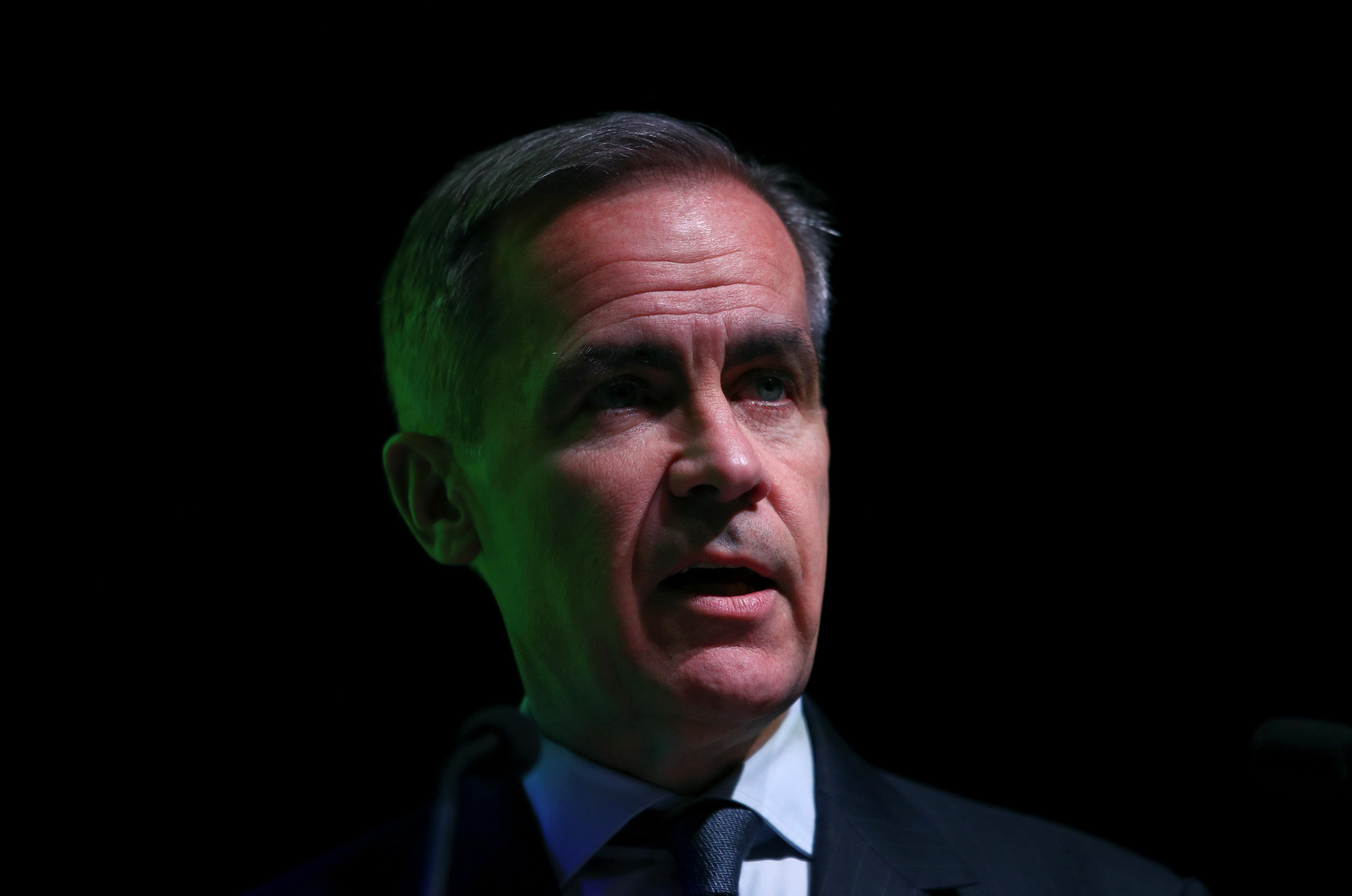 Bank of England's Carney spells out no-deal Brexit hit to UK