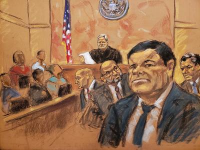 The trial of Mexico's 'El Chapo'