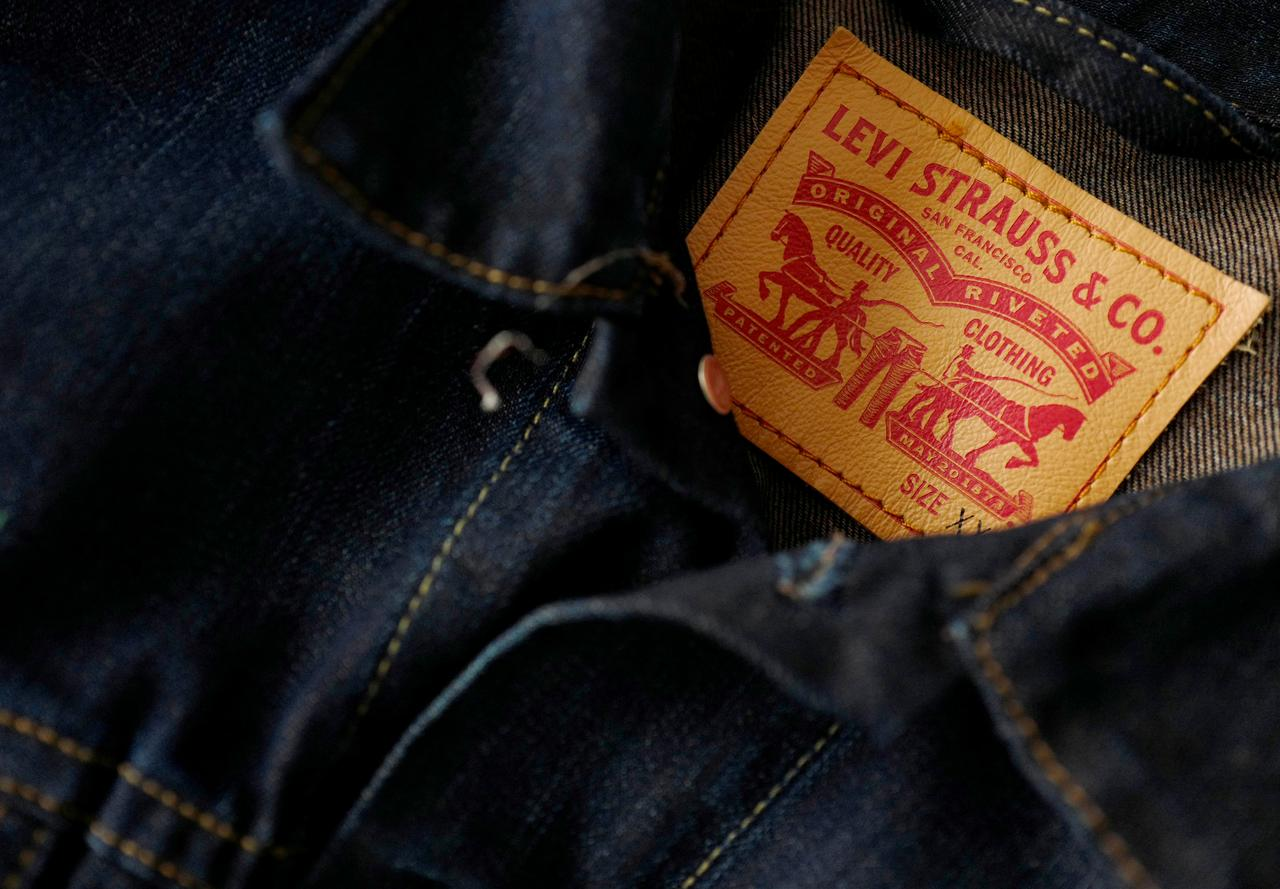 c6add6857f Jeans maker Levi Strauss files for stock market comeback - Reuters