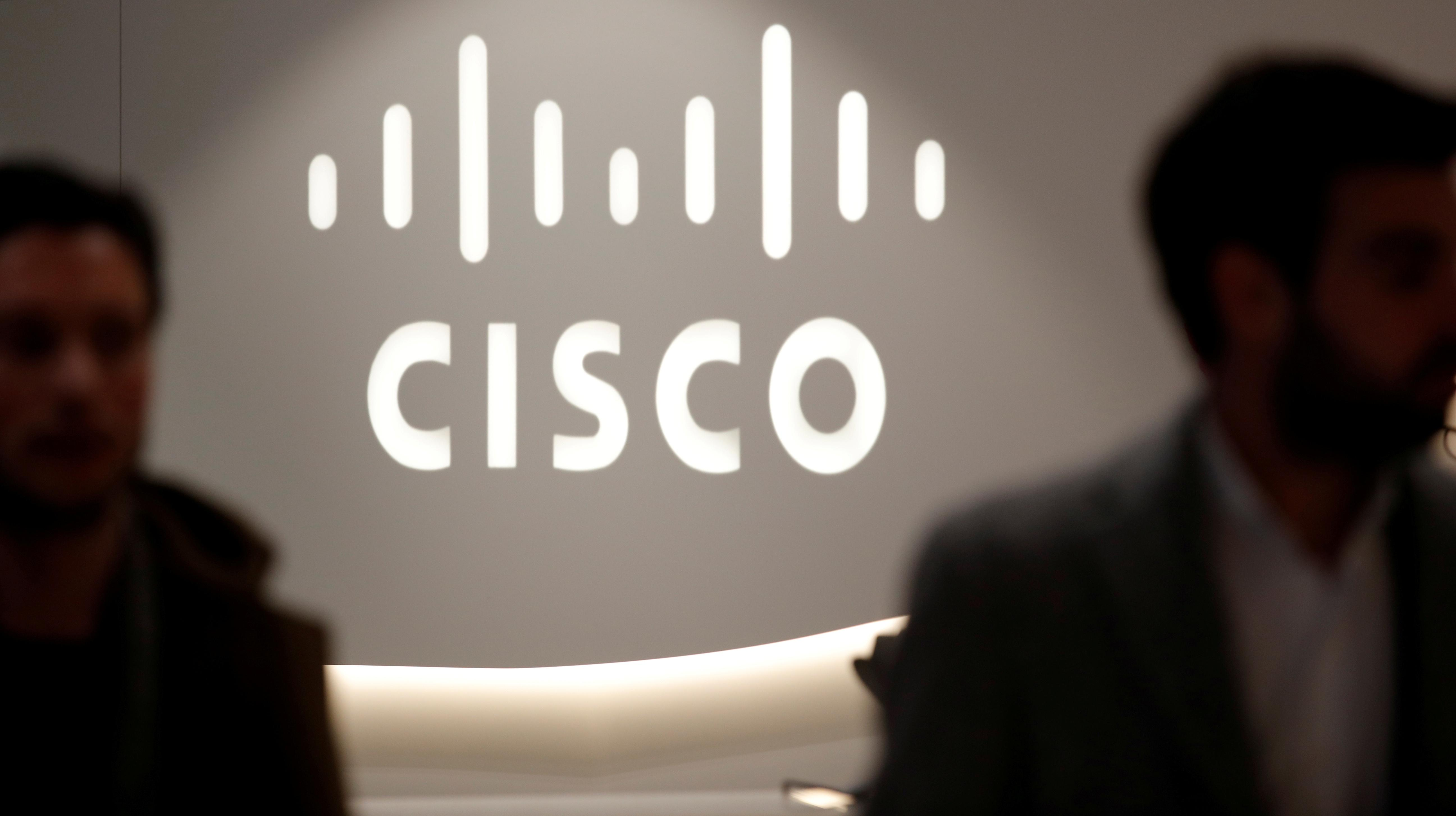 Newer businesses drive Cisco's earnings beat; shares rise