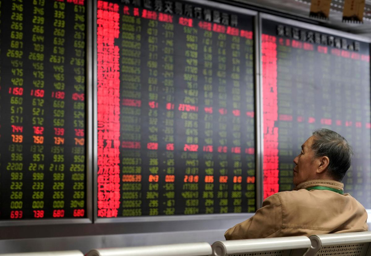 Big hedge funds dumped China stocks, Apple as market tumbled